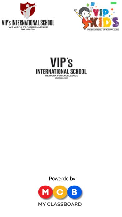 VIP's Parent Portal screenshot 1