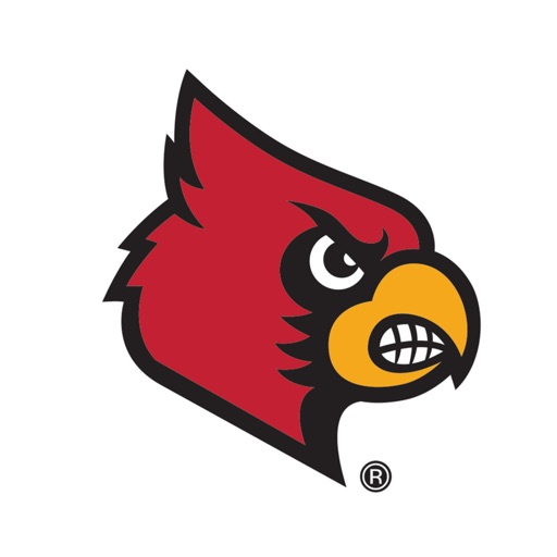 Louisville Cardinals Stickers PLUS for iMessage
