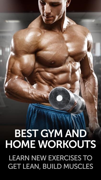 Fitness Buddy+: Gym Workouts