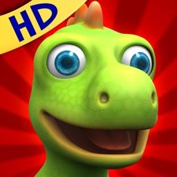 Talky Don HD FREE - The Talking Dinosaur