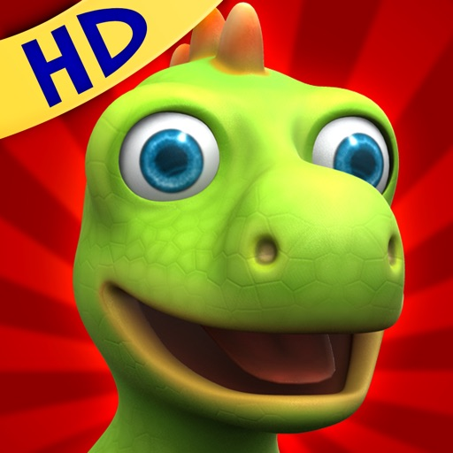 Talky Don HD FREE - The Talking Dinosaur
