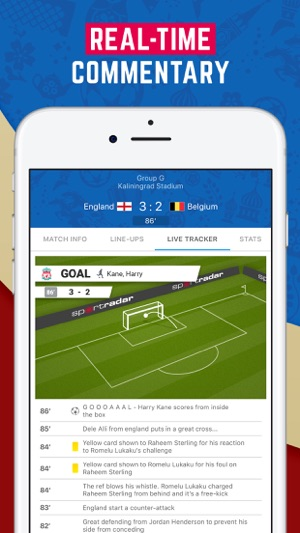 ae914a82a1c4c1 LiveScore  World Football 2018 on the App Store