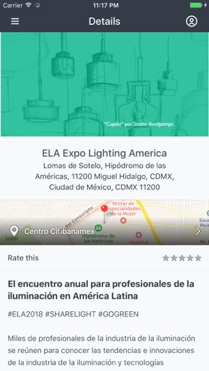 ELA Expo Lighting America on the App Store