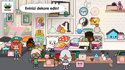 Screenshot for Toca Life: Neighborhood in Turkey App Store