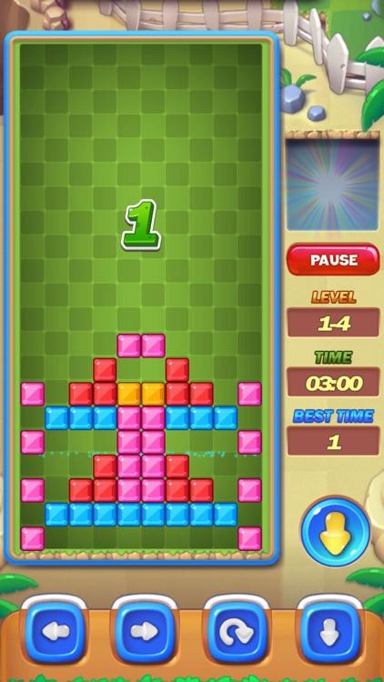 Block Puzzle - Brick Retro HD