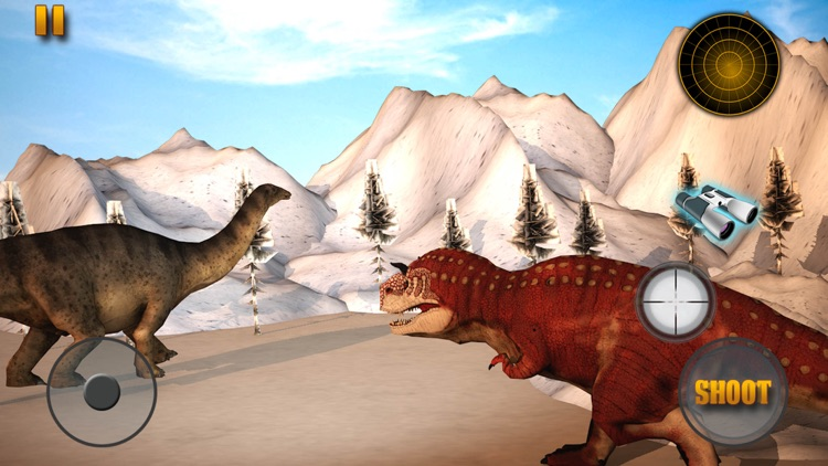 Dinosaur 3D Hunting Game 2018 screenshot-4