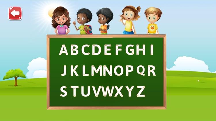 Learn ABC fun screenshot-3