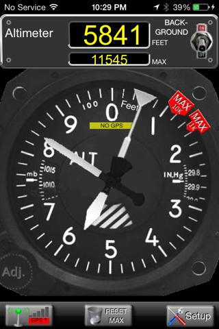 Aircraft Altimeter screenshot 1