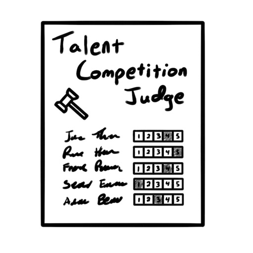 Talent Competition Judge
