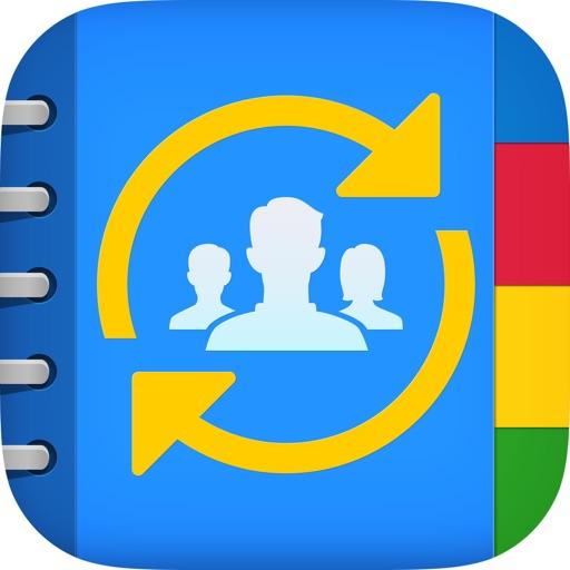 Contact Mover & Account Sync application logo