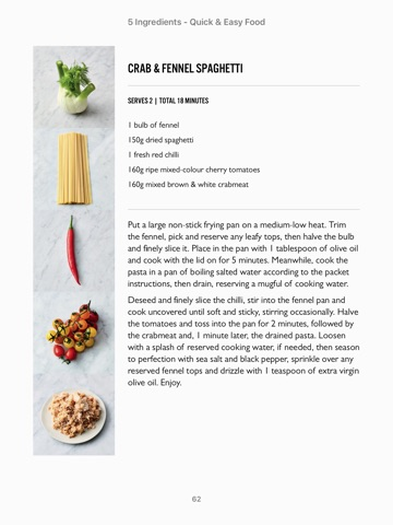 5 ingredients quick easy food de jamie oliver en ibooks captura de pantalla 2 forumfinder Gallery