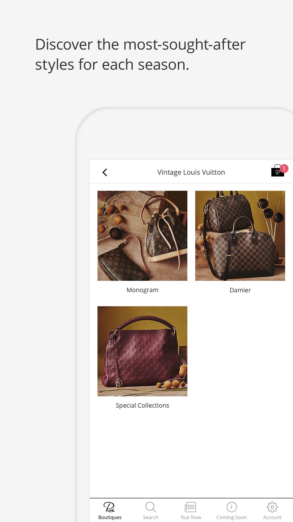 Rue La La - Shop Top Fashion Screenshot