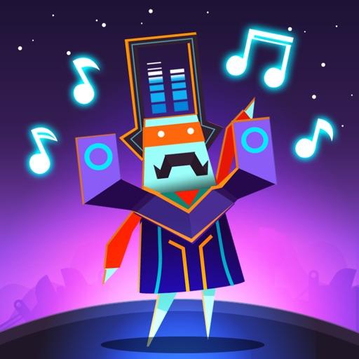 Groove Planet - Rhythm Clicker
