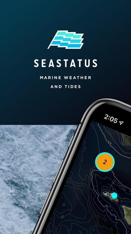 SeaStatus Marine Weather