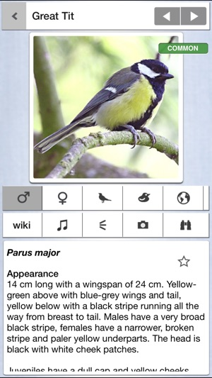 Birds Of Britain Pocket Guide On The App Store