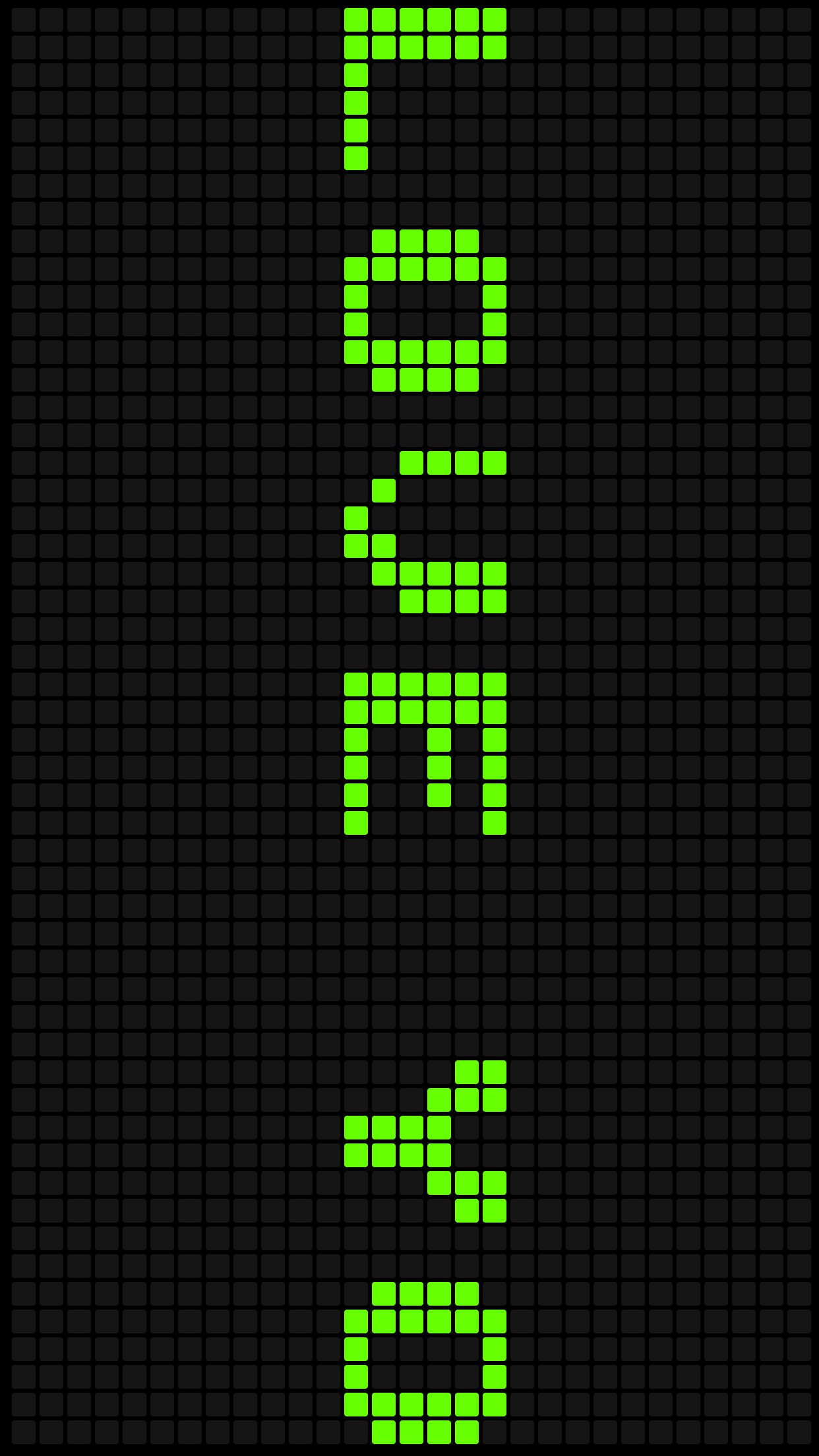LEDit – The LED Banner App Screenshot