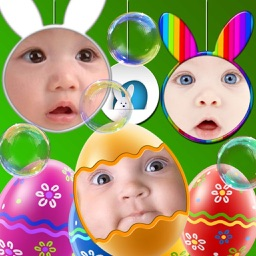 Easter Photo Frames and Masks