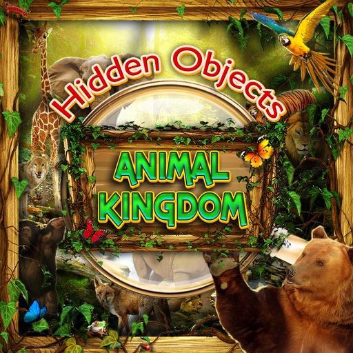Hidden Objects Animal Kingdom