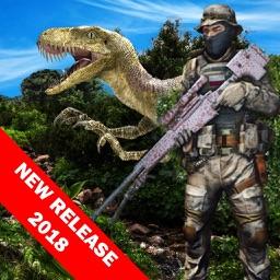 Expert Hunter Vs Dino