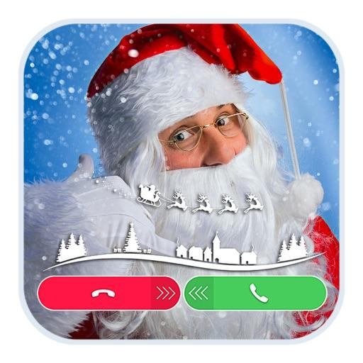 Fake Call For Santa Claus iOS App