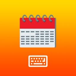 Insert Date – Keyboard