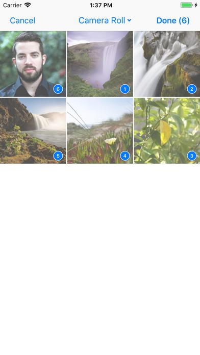 GIF تحويل الصور الى screenshot 2