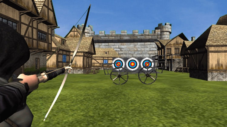 Archery Training Match