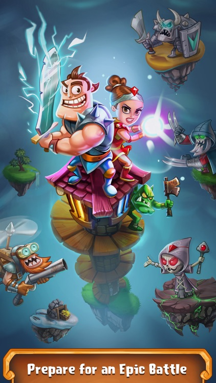 Tower Knights! screenshot-4