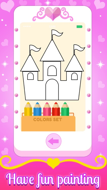 Baby Princess Phone screenshot-4