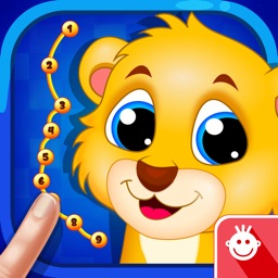 Connect Dots Kids Puzzle Game