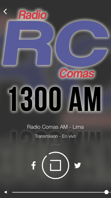 Radio Comas Cantogrande screenshot four