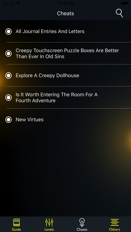 Guide for The Room:Old Sins screenshot-3
