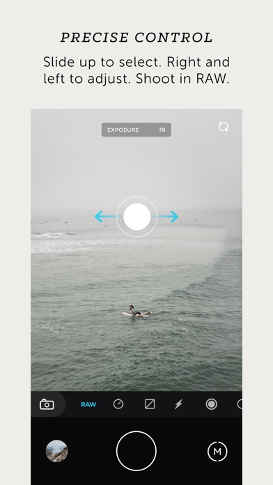 Moment – Photo & Video Camera Screenshot