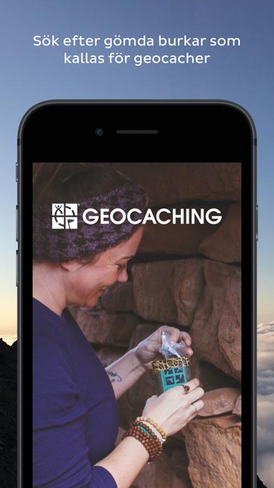 Screenshot for Geocaching® in Sweden App Store