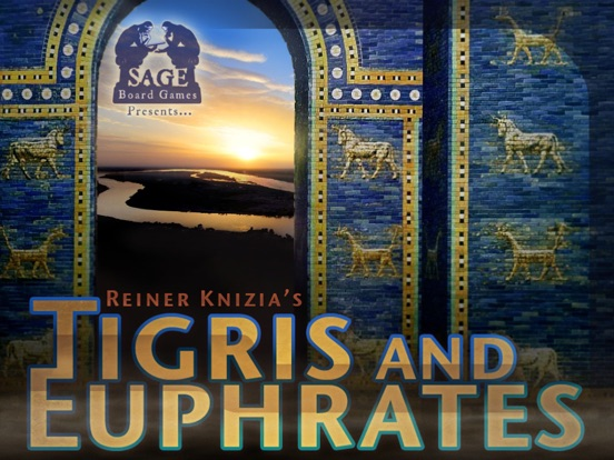 Screenshot #1 for Reiner Knizia Tigris&Euphrates