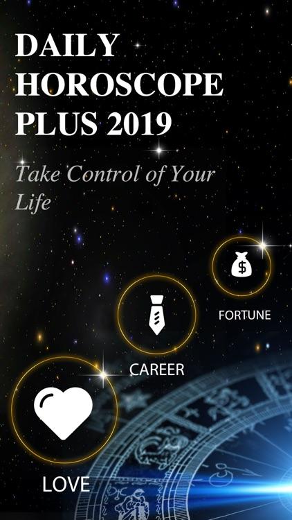 Daily Horoscope Plus® 2019 screenshot-0