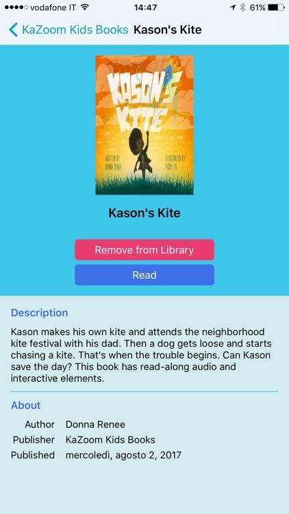 KaZoom Kids Books