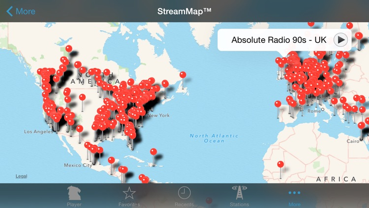 StreamS HiFi Radio screenshot-3