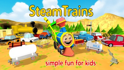 Steamtrains review screenshots