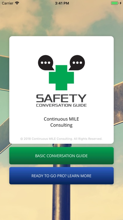 Safety Conversation Guide