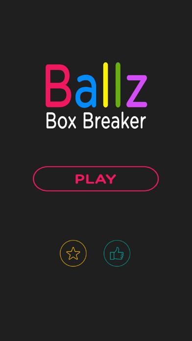 Ballz Box Breaker 2018 screenshot one