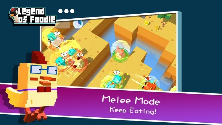 Legend of Foodie screenshot-3