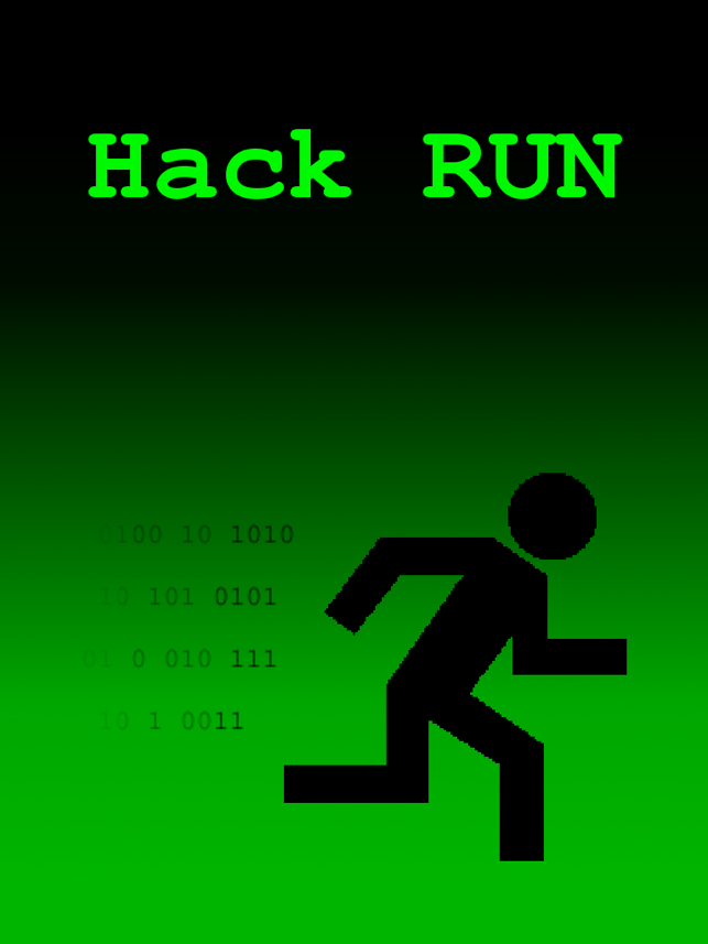 ‎Hack RUN Screenshot