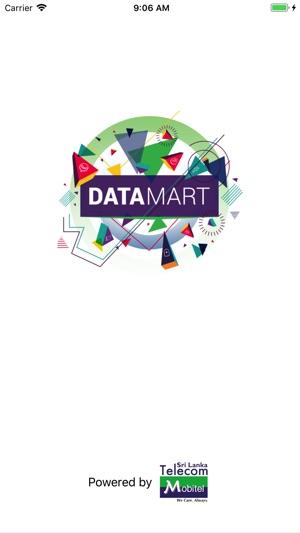 Datamart on the App Store