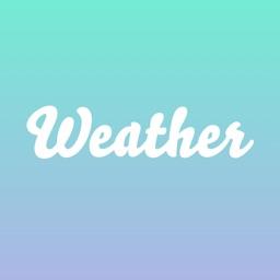 Weather - Pro - Blue