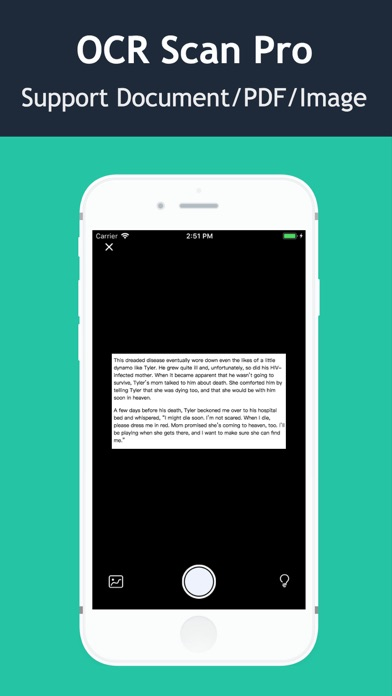 Scanner - Cam scanner app ScreenShot0