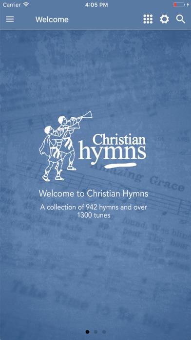 Christian Hymns UK screenshot one