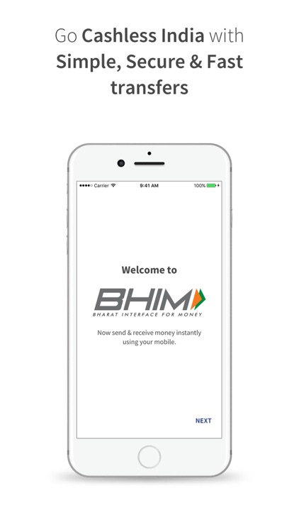 BHIM – Making India Cashless screenshot-0