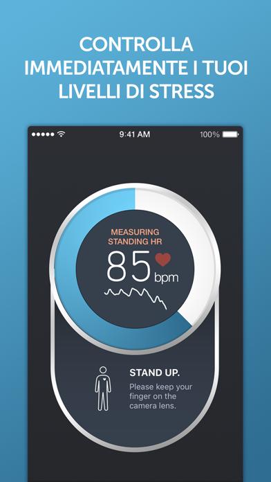 Screenshot for Immediata Frequenza Cardiaca+ in Italy App Store