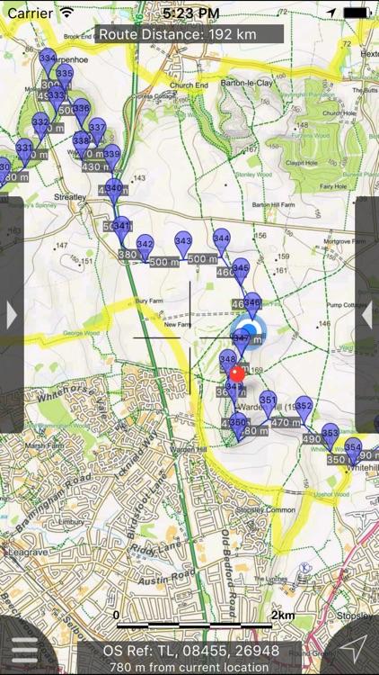 The Chilterns Maps Offline screenshot-0